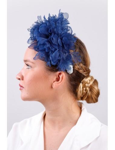Diadema TROPEA azul