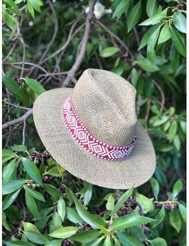 Sombrero pánama INCA
